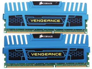 Оперативная память Corsair Vengeance [CMZ16GX3M2A1600C10B] 16 ГБ