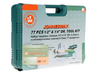 Набор инструментов Jonnesway S04H52477S