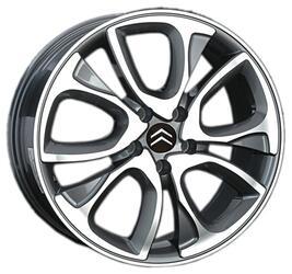 Автомобильный диск литой Replay CI27 7x18 5/114,3 ET 38 DIA 67,1 GMF