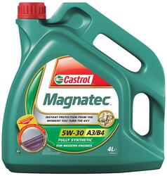 Моторное масло CASTROL Magnatec 5W30 4668200090