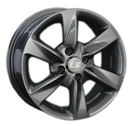 Автомобильный диск Литой LS 270 6,5x15 4/114,3 ET 40 DIA 73,1 GM