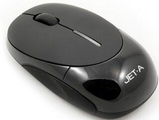 Мышь беспроводная Jet.A Black Style OM-N7G