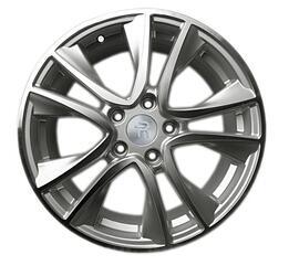 Автомобильный диск литой Replay NS104 6,5x17 5/114,3 ET 40 DIA 66,1 SF