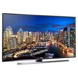 "65"" (165 см)  LED-телевизор Samsung UE65JU7000 серебристый"