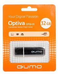 Память USB Flash Qumo FlashDrive 32 Гб