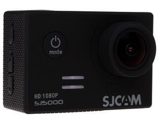 Экшн видеокамера SJCAM SJ5000 черный
