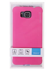 Накладка  Deppa для смартфона Samsung SM-G850 Galaxy Alpha