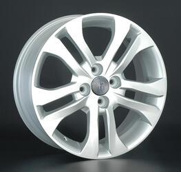 Автомобильный диск литой Replay RN114 6,5x16 4/100 ET 49 DIA 60,1 Sil