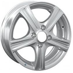 Автомобильный диск Литой Replay RN58 5,5x14 4/100 ET 43 DIA 60,1 Sil