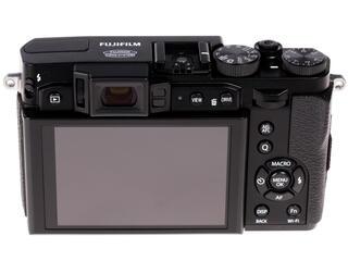 Компактная камера FujiFilm FinePix X30 черный