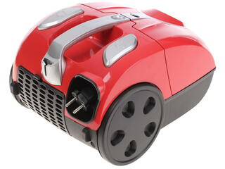 Пылесос Mystery MVC-1116 красный
