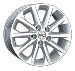 Автомобильный диск Литой LegeArtis TY119 7x17 5/114,3 ET 45 DIA 60,1 Sil