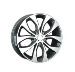 Автомобильный диск литой LegeArtis KI110 6,5x17 5/114,3 ET 35 DIA 67,1 GMF