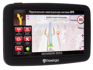 GPS навигатор Prestigio GeoVision 5055