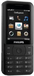 Сотовый телефон Philips E180 черный