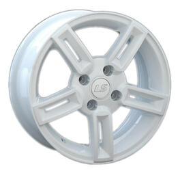 Автомобильный диск Литой LS ZT384 5,5x14 4/100 ET 40 DIA 73,1 White