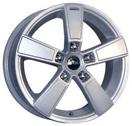Автомобильный диск Литой K&K Кон-Тики 6x15 5/114,3 ET 45 DIA 67,1 Сильвер