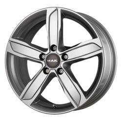 Автомобильный диск литой MAK Stadt W 7,5x17 5/112 ET 45 DIA 57,1 Silver