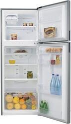 Холодильник с морозильником Samsung RT37GRMG серебристый
