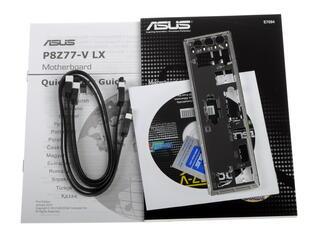 Материнская плата ASUS P8Z77-V LX
