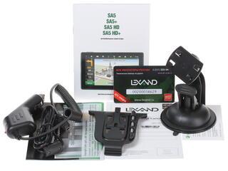 GPS навигатор Lexand SA5 HD+