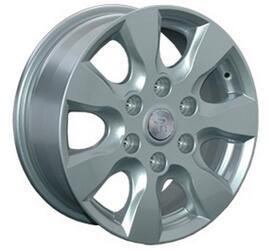 Автомобильный диск литой Replay Mi40 7x16 6/139,7 ET 46 DIA 67,1 Sil