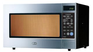 Микроволновая печь LG MS-2063AL серебристый
