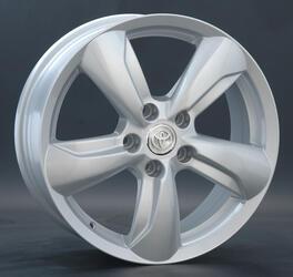 Автомобильный диск Литой Replay TY65 7,5x17 5/114,3 ET 45 DIA 60,1 Sil