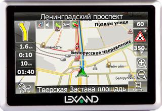 GPS Навигатор Lexand  STR-5350 HD