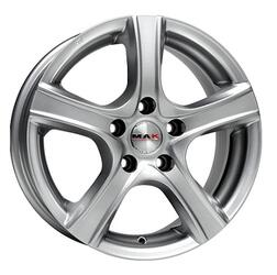 Автомобильный диск Литой MAK Scorpio 6,5x16 5/114,3 ET 55 DIA 64,1 Silver GG
