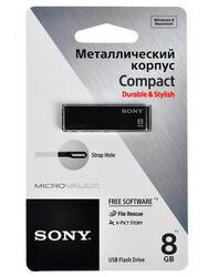 Память USB Flash Sony USM8W 8 Гб