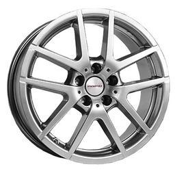 Автомобильный диск  K&K Омикрон 8,5x18 5/120 ET 44 DIA 72,6 Блэк платинум