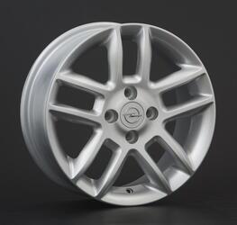 Автомобильный диск Литой Replay OPL7 6x15 4/100 ET 45 DIA 56,5 Sil