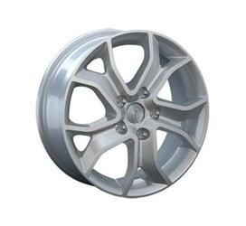 Автомобильный диск Литой Replay CI10 6,5x16 5/114,3 ET 38 DIA 67,1 Sil