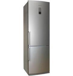 Холодильник с морозильником Daewoo Electronics FRL419 серебристый