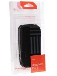 """Флип-кейс  Interstep для смартфона DEXP Ixion ES 3,5"""""""