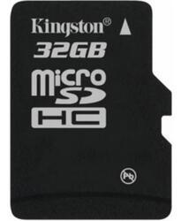 Память Kingston (microSDHC) 32 Gb class 6