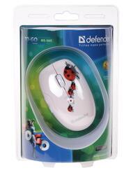 Мышь беспроводная Defender To-GO MS-565 Ladybird