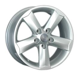 Автомобильный диск литой Replay MI93 6,5x16 5/114,3 ET 38 DIA 67,1 Sil