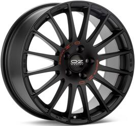 Автомобильный диск Литой OZ Racing Superturismo GT 7x16 5/105 ET 35 DIA 56,6 Black