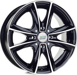 Автомобильный диск Литой Nitro Y3117 6x14 4/98 ET 38 DIA 58,6 BFP