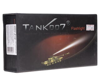 Фонарь TANK007 HC128
