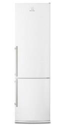 Холодильник с морозильником Electrolux EN3850AOW белый