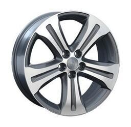 Автомобильный диск Литой Replay TY71 7,5x19 5/114,3 ET 35 DIA 60,1 GMF