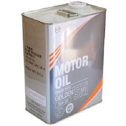 Моторное масло Mazda (Orig.Japan) Golden 5W20 K004-W0-511J