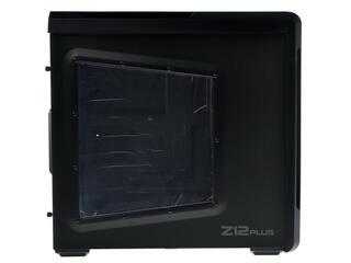 Корпус Zalman Z12 Plus черный