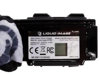 Экшн видеокамера Liquid Image LIC338 черный