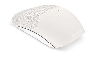 Мышь беспроводная Microsoft Retail Touch Artist Cheuk