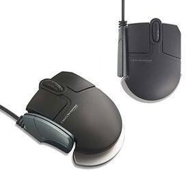 Мышь проводная Belkin Nostromo n30