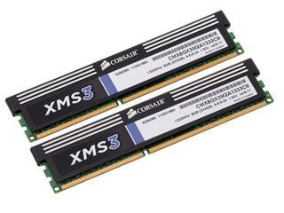 Оперативная память Corsair XMS3 [CMX8GX3M2A1333C9] 8 ГБ